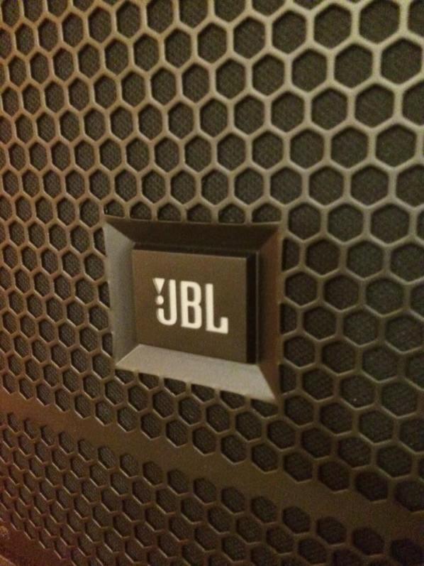 JBL PRX 715 Monitor de ensaios