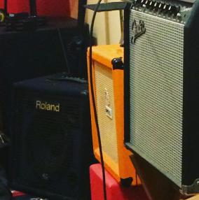 Orange e Fender