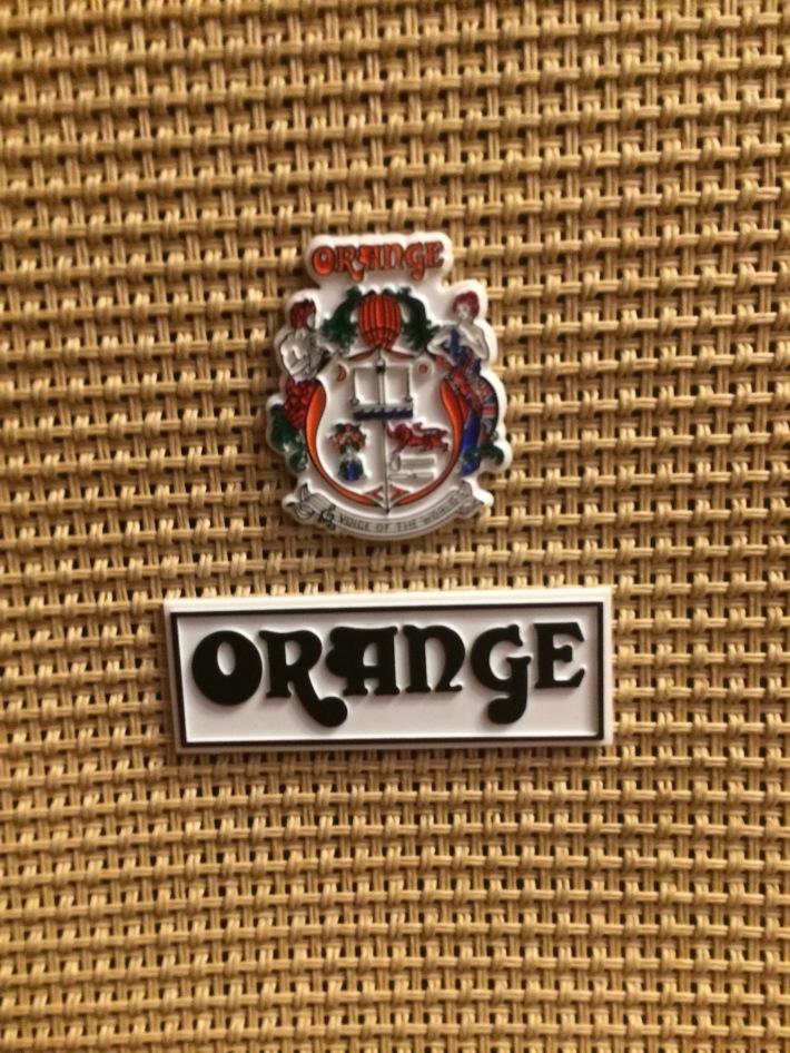 Orange Guitar Amp